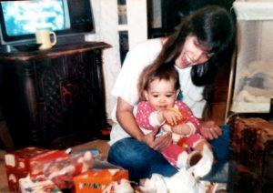 Megan-Garner-With-Mom